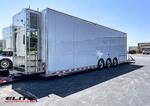 2014 T&E Aluminum Broke Wall Tilt Lift Gate Tag