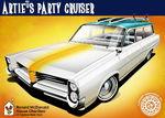 ARTIE PARTY CRUISER 1964 CUSTOM WAGON !!!