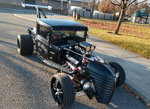 Rat Rod Custom 32 Ford Truck