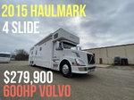 2015 Haulmark Edge