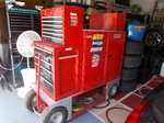 ROLLING TOOL BOX / PIT BOX