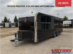 2021 inTech 24' Aluminum Race Trailer with Escape Door (On-O
