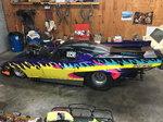 65 Corvette roller