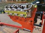 """Keith Eickert built 496"""" BBC Pump Gas"""
