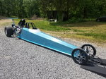2020 Miller Xarm 4link dragsters