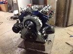 Essex V6 full race engine