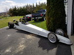 01 Racecraft dragster roller