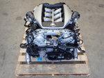 R35 GT-R VR38 Twin Turbo Engine w/ 6 Spd dual trans.