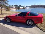 1996 T-top Corvette
