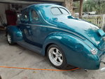 40 Ford coupe deluxe
