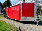 2017 28' Pace Elite Aluminum Enclosed trailer