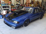 1990 mustang 25.2 chassis, well over $125,000 spent to build