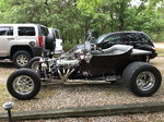 23 Ford Roadster T