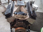 GM 604 crate engine