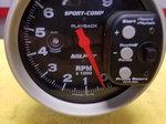 Auto Meter #3966 Playback Tachometer Tach