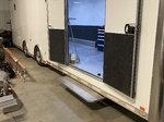 2014 Intech Icon 31 foot alum tag trailer loaded bath,shower