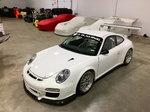 2010 Porsche 997 GT3 Cup