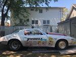 '72 firebird race car (roller)