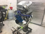 ford 306 sbf kaase p38 turbo boost complete pan to intercool