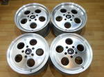 Porsche Wheels 18 inch OZ Racing Pegaso BBS Speedline