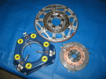 Chevy advanced clutches 7 inch dual