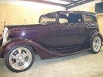 1934 Chevy Vicky