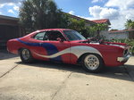 1971 PLYMOUTH DUSTER SUPER PRO/ PRO STREET ROLLER