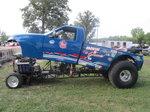 Complete Hemi Pulling Truck
