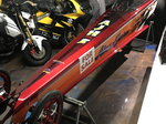 Complete jr.dragster