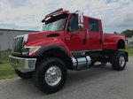 2005 International CXT 4x4 Crew Cab Long Bed Super Truck Mon