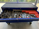 Snap On Toolbox- Complete with Snap On Tools