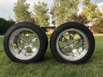 Mickey Thompson Tires and Weld Wheels
