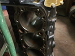 Chevy Bow-Tie short block 374 ci by Draime