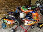 Monza Z32C Shifter Kart