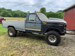 1986 Ford Cheater stock/Open Rolling Chassis