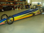 """2011 American Dragster 240"""""""