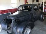 1937 Chev Coupe all Fiberglass