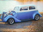 ALL STEEL 35 FORD HOT ROD