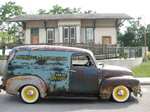 1954 Rat Rod Chevy Panel Truck
