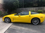 2006 3lt Z51 velocity yellow in Mississippi 58k miles, $18k