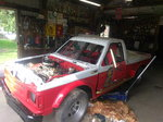 CHEVY S10 RACE TRUCK