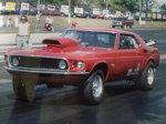 69 Mustang 429