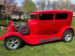 28 Ford Model A Tudor