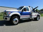 2014 Ford F-450 Super Duty XLT Wrecker Snatch Tow Truck