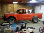Brolite/ Mini Stock Off Road Racing Truck