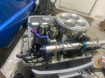 Fast fuel injection bbc with Nitrous The great equalizer