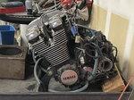 Sealed Yamaha legend car motor