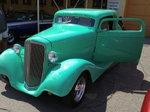 1934 Chevrolet 3 Window Master Coupe