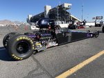 """2004 235"""" Suspended Dragster"""