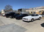 Fast 1987 SS Monte Carlo, 2012 Camaro SS, and 1987 El Camino